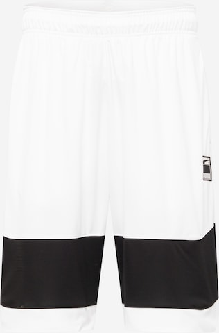 PUMA Spordipüksid, värv valge