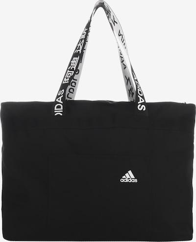 ADIDAS PERFORMANCE Handtasche '4ATHLTS' in schwarz / weiß, Produktansicht