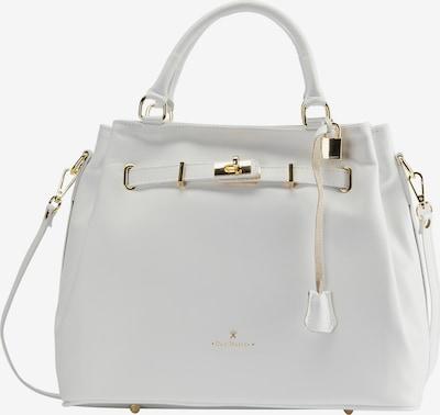 DreiMaster Klassik Handtasche in weiß, Produktansicht