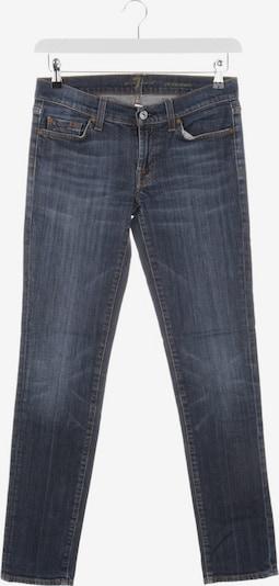 7 for all mankind Jeans in 28 in dunkelblau, Produktansicht