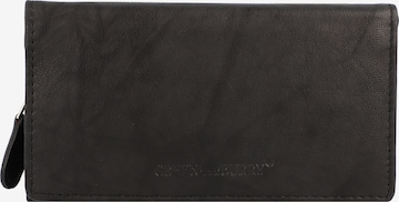 GREENBURRY Geldbörse in Schwarz