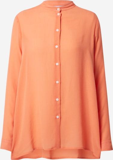 JAN 'N JUNE Bluse 'Nancy' in mandarine, Produktansicht