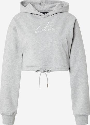 The Couture Club Sweatshirt 'Essentials Signature' i grå