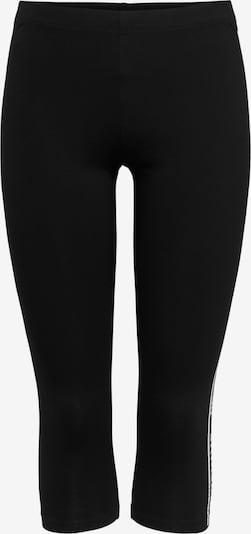 ONLY PLAY Sporthose 'MINNO' in schwarz / weiß, Produktansicht