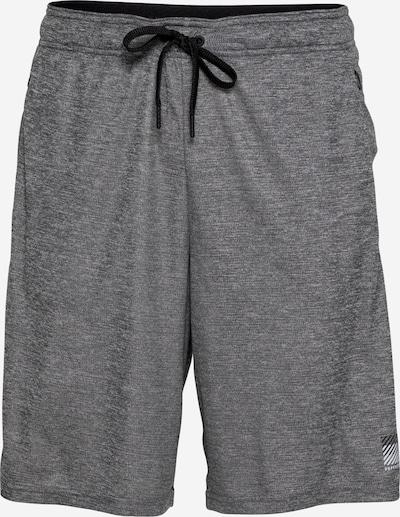 Superdry Pantalon de sport en gris, Vue avec produit