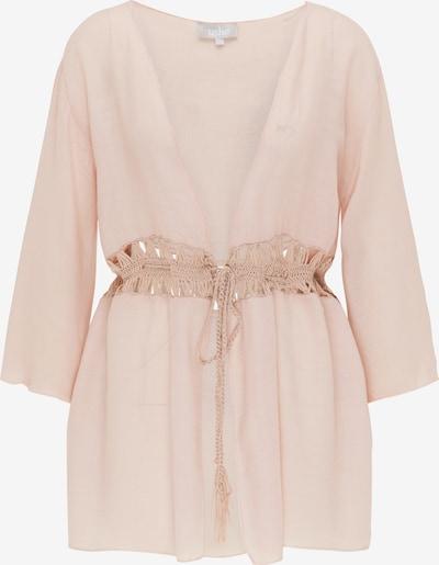 Usha Kimono in de kleur Rosa, Productweergave