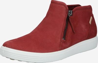 ECCO Boots en rouge, Vue avec produit