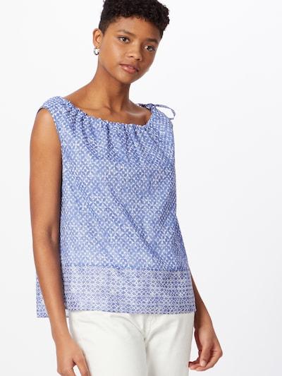 Marella Bluza 'FOLCO'   kraljevo modra / bela barva, Prikaz modela