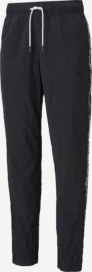 PUMA Sporthose 'Prospect' in schwarz / weiß, Produktansicht