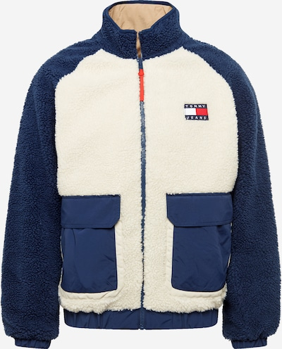 Tommy Jeans Between-season jacket in Navy / Red / White, Item view