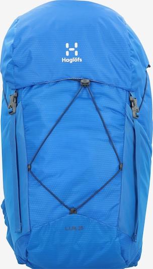 Haglöfs Rucksack in blau, Produktansicht