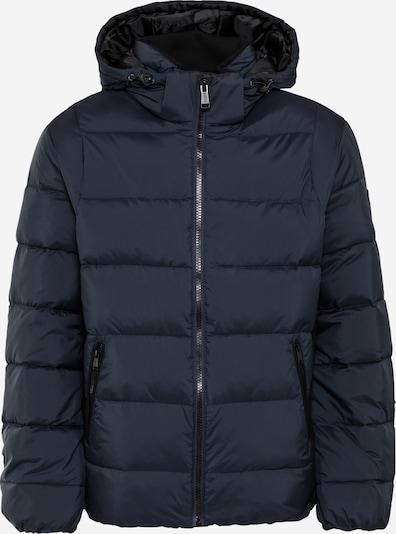 GUESS Zimska jakna u tamno plava / crna, Pregled proizvoda