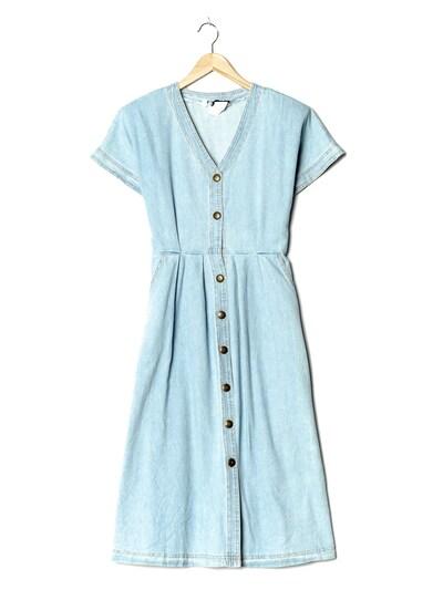 Studio Ease Kleid in L in blue denim, Produktansicht