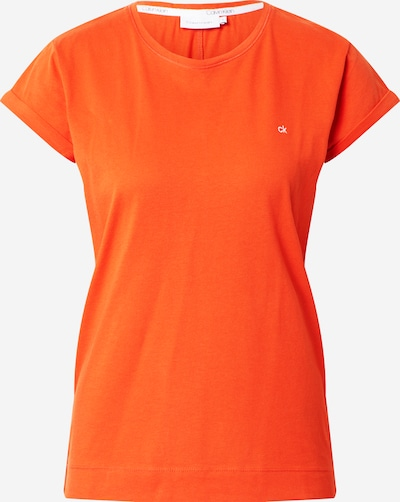 Calvin Klein T-Krekls oranžsarkans, Preces skats