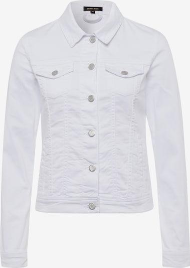 MORE & MORE Veste mi-saison en blanc denim, Vue avec produit