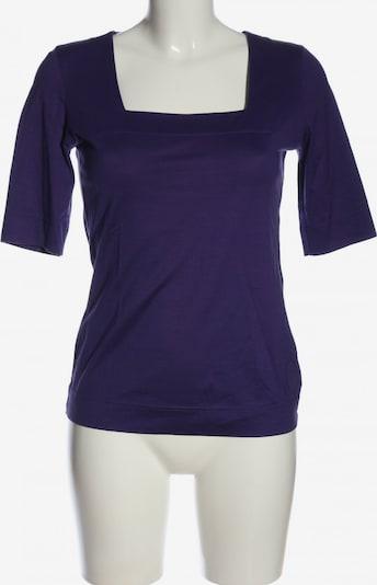 AKRIS punto Schlupf-Bluse in S in lila, Produktansicht