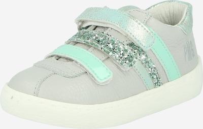 PRIMIGI Baskets en turquoise / bleu clair, Vue avec produit
