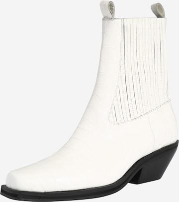 LeGer by Lena Gercke Stiefelette 'Alissa' in White