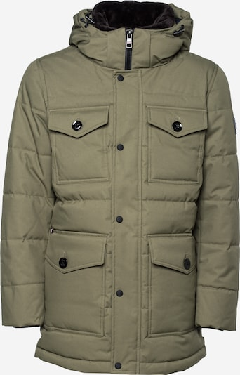 TOMMY HILFIGER Winter parka in olive, Item view
