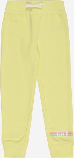 GAP Pantalón en azul / lima / lila / rosa / blanco, Vista del producto