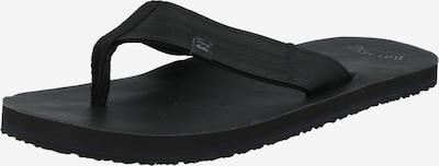 BILLABONG Чехли за плаж/баня 'SEAWAY' в черно, Преглед на продукта