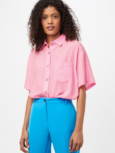 LOOKS by Wolfgang Joop Bluse in pink, Modelansicht