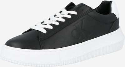 Sneaker bassa Calvin Klein di colore nero / bianco, Visualizzazione prodotti