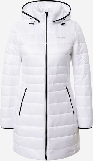 Calvin Klein Winter coat in white, Item view