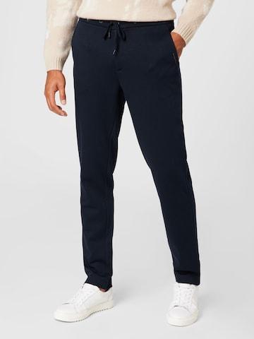 Pantaloni di bugatti in blu