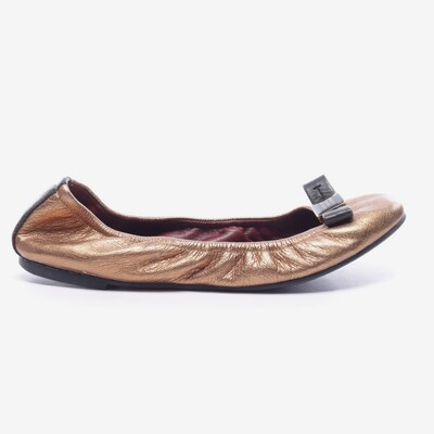 Marc Jacobs Flats & Loafers in 37 in Gold, Item view