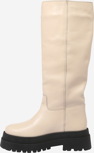 LeGer by Lena Gercke Boots 'Fabia' in Cream: Side view
