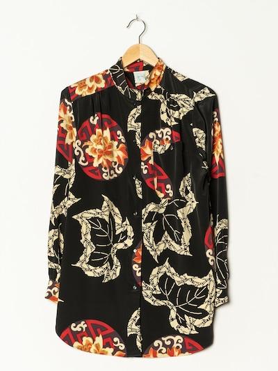 Canda Blumenbluse in XXL in schwarz, Produktansicht