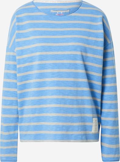 LIEBLINGSSTÜCK Shirt 'Denisa' in hellblau / graumeliert, Produktansicht