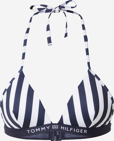 Tommy Hilfiger Underwear Top de bikini en navy / blanco, Vista del producto