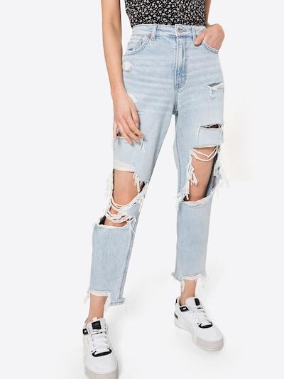 American Eagle Jean en bleu denim, Vue avec modèle