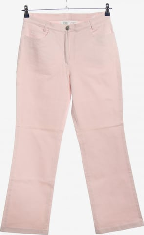 Madeleine Straight-Leg Jeans in 30-31 in Pink