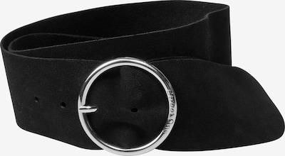 STREET ONE Gürtel in schwarz / silber, Produktansicht