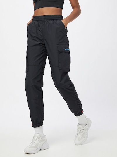 CONVERSE Hose in schwarz, Modelansicht