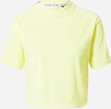dzeltens PUMA Sporta krekls