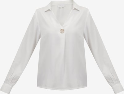 usha WHITE LABEL Bluse in weiß, Produktansicht