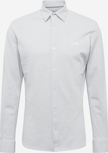Marškiniai iš JACK & JONES, spalva – šviesiai pilka, Prekių apžvalga