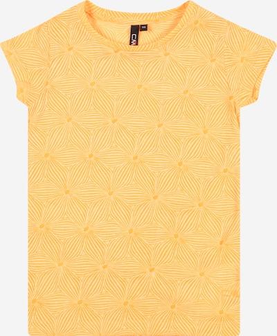 CMP T-Shirt fonctionnel en jaune d'or / citron vert, Vue avec produit