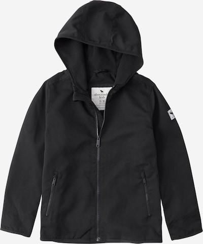 Abercrombie & Fitch Přechodná bunda - černá, Produkt