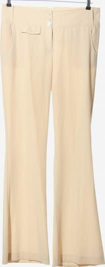Caren Pfleger Bundfaltenhose in XL in creme, Produktansicht