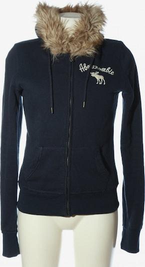 Abercrombie & Fitch Sweatjacke in L in blau, Produktansicht