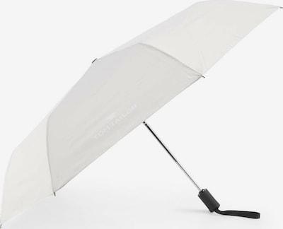 TOM TAILOR Regenschirm in weiß, Produktansicht