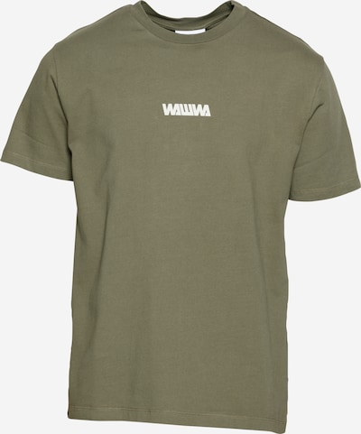 WAWWA Shirt in Khaki / White, Item view