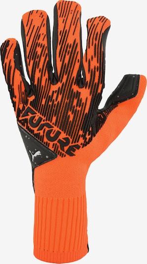 PUMA Handschuhe in orange / schwarz, Produktansicht