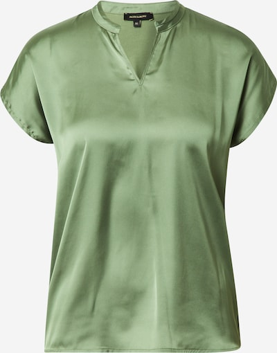 MORE & MORE Bluse in grün, Produktansicht