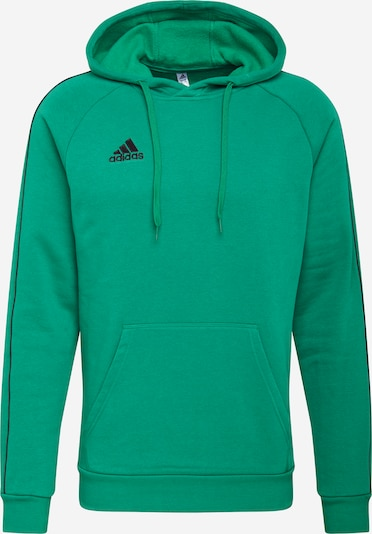 ADIDAS PERFORMANCE Sweatshirt 'Core 18' in grün, Produktansicht